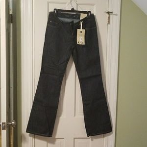 The Limited size 4R boot cut jeans. Brand new